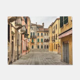 Calle Del Montello, Venecia Italia Felpudo
