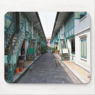 Calle en Bangkok Tapetes De Ratones