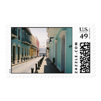 Calle Fortaleza Stamps