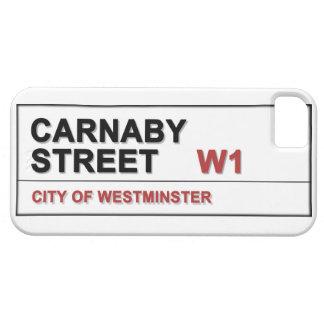 ¡Calle Londres Inglaterra de Carnaby - Funda Para iPhone SE/5/5s