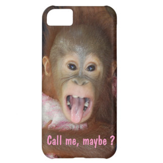 Calle Me Maybe Stick Out Tongue iPhone 5C Covers