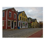 Calle New Bedford del agua Postal