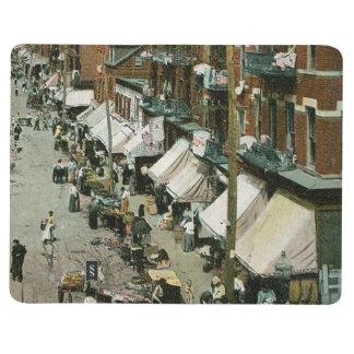 Calle New York Post de Hester Cuadernos Grapados