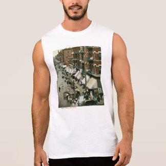 Calle New York Post de Hester Camisetas Sin Mangas