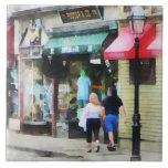 Calle Newport RI de Rhode Island - de Thames Teja Ceramica