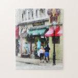 Calle Newport RI de Rhode Island - de Thames Puzzles