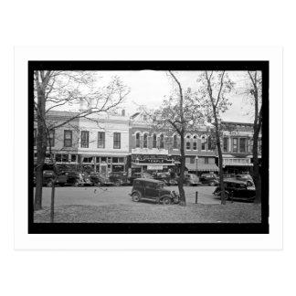 Calle principal, América Postal