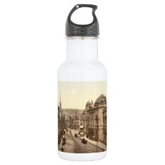 Calle principal, baño, Inglaterra Botella De Agua