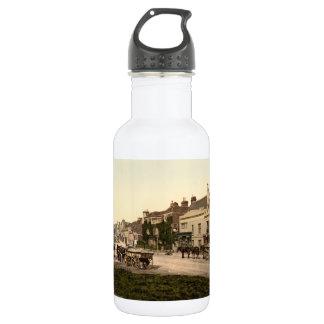 Calle principal, batalla, Sussex, Inglaterra Botella De Agua