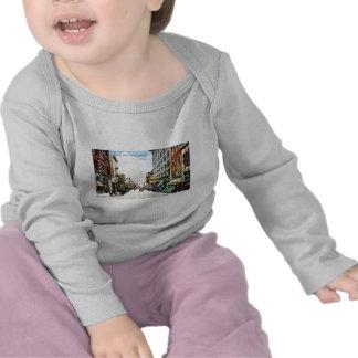 Calle principal, Helena, Montana Camiseta