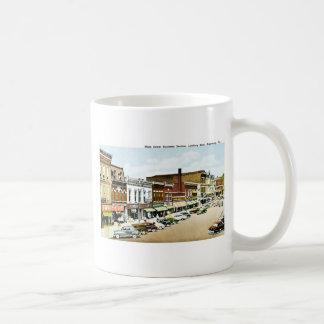 Calle principal, Ridgway, PA Taza De Café