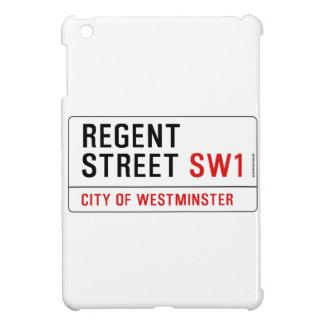 Calle regente iPad mini protectores
