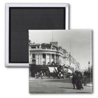 Calle regente, Londres, c.1900 Imanes