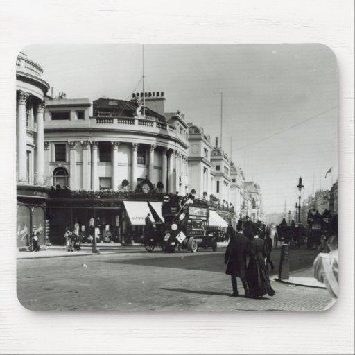 Calle regente, Londres, c.1900 Tapete De Ratón