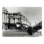 Calle regente, Londres, c.1900 Tarjetas Postales