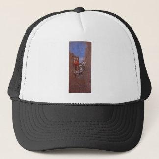 Calle San Trovaso, Venic by Whistler Trucker Hat