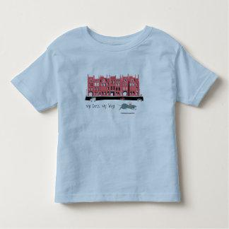 Calle Sceen Disney de Ratatouille París T-shirts