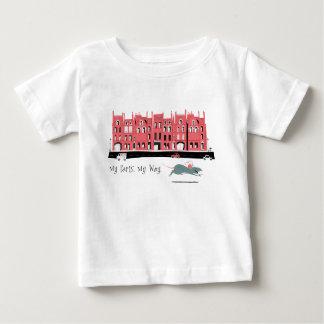 Calle Sceen Disney de Ratatouille París T Shirts