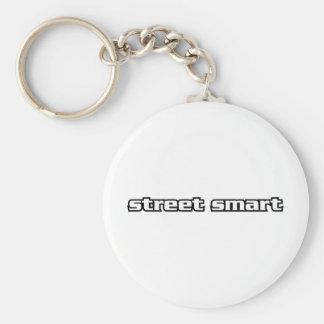 Calle Smart - refranes y palabras importantes del  Llavero Personalizado