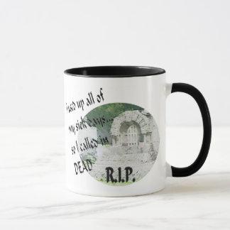 Called In Dead Mug