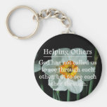 Called to Help Others Key Chains