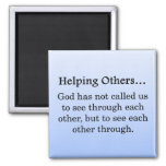 Called to Help Others Refrigerator Magnet