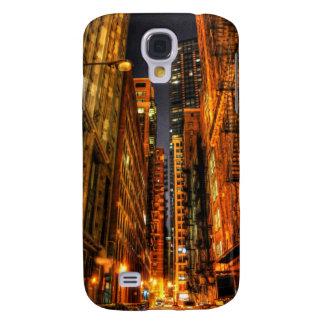 callejón de Chicago Funda Para Galaxy S4