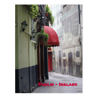 Callejón de Dublín Postal