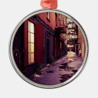 Callejón de Nueva York Adorno De Reyes