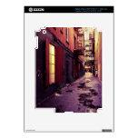 Callejón de Nueva York Pegatina Skin Para iPad 3