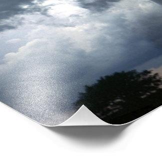 Callejón de tornado fotografías