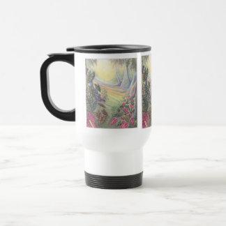 Callejón del Anthurium Tazas De Café