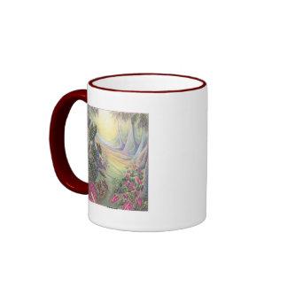 Callejón del Anthurium Tazas