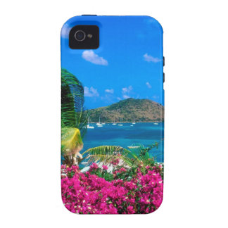Callejón sin salida francés San Martín de la playa iPhone 4 Fundas