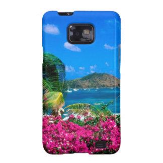 Callejón sin salida francés San Martín de la playa Samsung Galaxy S2 Fundas