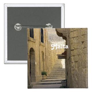 Callejones de Malta Pin