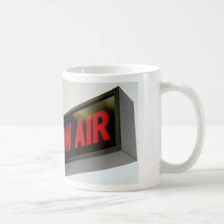 caller your on air!!, WWW.BLOGTALKRADIO.COMREAL... Coffee Mug