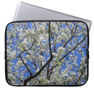 Callery Pear Laptop Sleeve