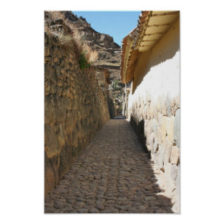Calles Cobbled Posters