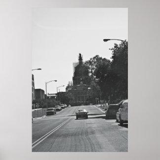 Calles de Austin Póster