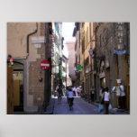 Calles de Florencia Impresiones