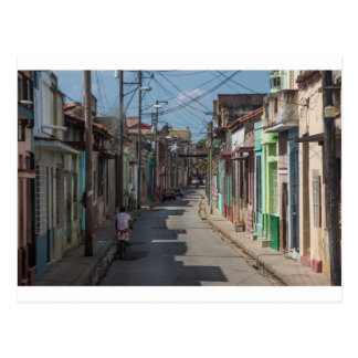 Calles de La Habana Tarjetas Postales