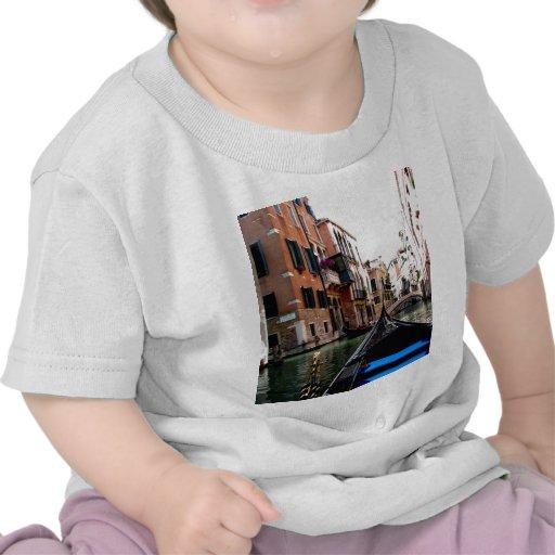 Calles de Venecia Camiseta