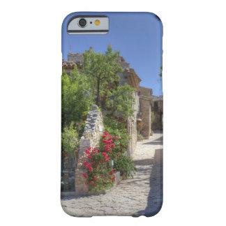 Calles del guijarro, edificios de piedra funda barely there iPhone 6