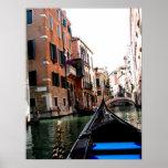 Calles del poster de Venecia