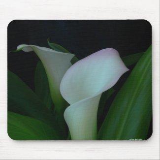 Calli Lily -Mousepad mousepad