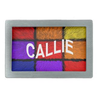 CALLIE BELT BUCKLE