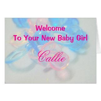 Callie Card