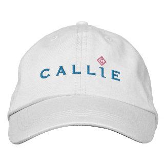 Callie Hat - white