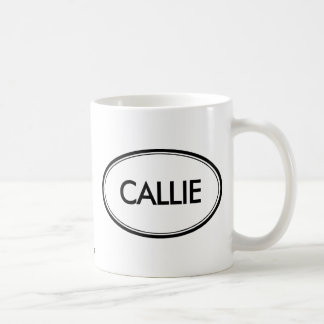 Callie Coffee Mugs